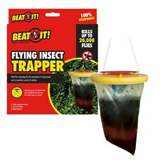 🦟Insect Fly Trap Bag Catcher Killer Bug Wasp Flies Pest Control Insects Trapper