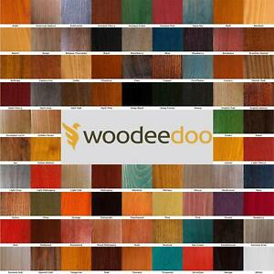 Water Based Interior Wood Stain Dye / 80 Colours / Ready To Use Odour Free