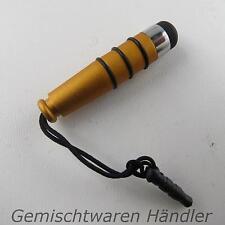 Pennino Smartphone mini IPad di Apple IPhone Penna Penna touch Giallo