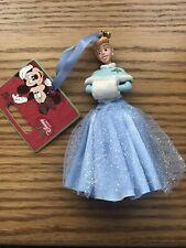 Disney Store 2013 Cinderella Christmas Ornament