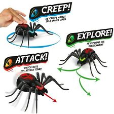 Wild Pets - Spider - Real Life Electronic Pet - New - Asst