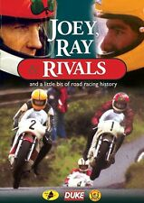 JOEY, RAY & RIVALS (Joey Dunlop, Ray McCullough & Rivals) - TT Isle of Man DVD