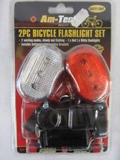 Luces y reflectantes linternas rojo para bicicletas
