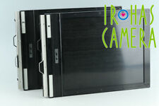 TOYO 8x10 Film Cassette Holder x2 #28079 H