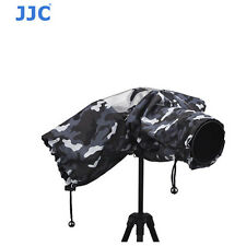 JJC RC-1GR Rain Cover for SLR camera 7D 80D D7200 D810 D610 D3400 D5500 D3300 Df