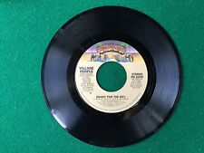 Disco Vinile 45 giri 7'' (1979) VILLAGE PEOPLE - READY FOR THE 80's / SLEAZY