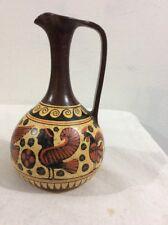 Ancient Greek Oinochoe Vase Museum Replica Reproduction