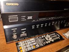 Onkyo TX-SR707 7.2 - Kanal A/V Surround Heimkino Dolby THX Receiver/AMP