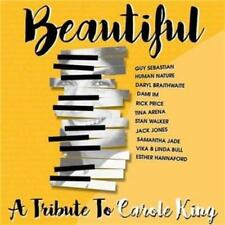 Various Artists - Beautiful (Tribute To Carole King) [New & Sealed] CD