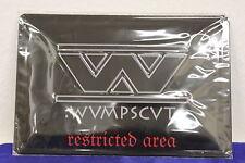 Wumpscut, Blechschild 30x20 cm, Neu - Rarität !!!