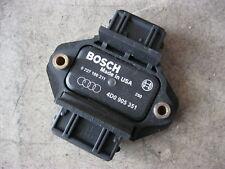 Potenza Amplificatore Audi a3 a4 a6 VW Golf 4 PASSAT 3b 1.8t CENTRALINA 4d0905351