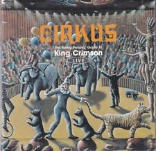 KING CRIMSON (Cirkus) 2CD´s Envio 1-4Cd´s 4euros