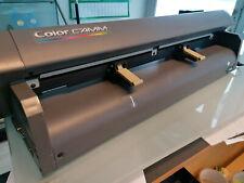 Roland Schneideplotter Farbdrucker PNC-5000 Druck und Schneidegerät