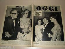 OGGI=1959/49=MARCINELLE=ANA ASLAN=TCH TV TORINO=COMACCHIO=WALTER MOLINO=ROISECCO