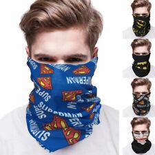 Джокер Бэтмен бандана 1 Маска для лица солнцезащитный экран шарф-труба Супермен ободок