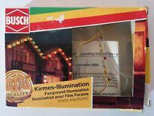 Busch - N Gauge - 5932 - Fairground Illumination
