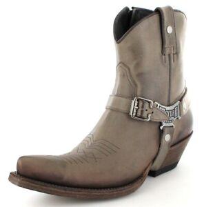 Mayura Boots Stiefel MEO Braun Westernstiefelette