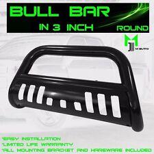 2006-2008 DODGE RAM 1500 BLACK BULL BAR W/SKID PLATE BRUSH PUSH GRILLE GUARDS