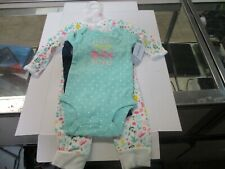 NWT Girls clothing Carter's Baby girls 3-Piece Set