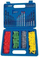 Draper 37054 Drill and Wall Plug Set DIY Tools