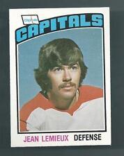 1976 OPC Jean Lemieux #272 NMT-MINT