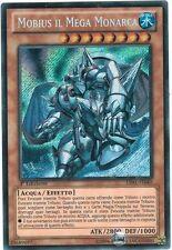 Mobius il Mega Monarca YU-GI-OH! LVAL-IT040 Ita RARA SEGRETA 1 Ed.