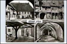 Lüneburg monastery lüne Benedictine AK ~ 50/60er years