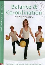 Fitness For The Over 50s Balance And Coordination DVD inc Stretching breathing