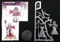 Magus Genestealer Cult Warhammer 40K Broodcoven GSC Cult Death Masque