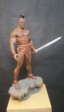 Zula Hard Hero Statue Artist Proof Conan the Barbarian