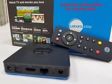 Lebaraplay ( Latest New Lebara Play Set Top Box 2017 Full HD 1080p )