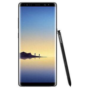 Samsung Galaxy Note 8 N950U 64GB Factory Unlocked Smartphone