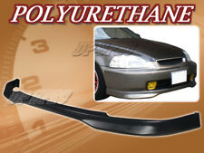 FOR 96-98 HONDA CIVIC EK T-R POLY URETHANE PU FRONT BUMPER LIP SPOILER BODY KIT