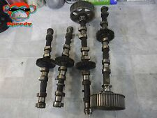 92 LEXUS SC400 CAM SHAFT CAMSHAFT GEAR SPROKET LEFT RIGHT OEM V8 4.0L 1ZUFE