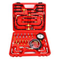 Gas Fuel Injection Pump Injector Pressure Tester Dual Dial Pressure Gauge