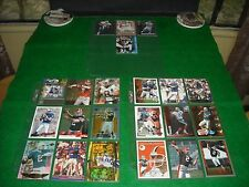 TIM COUCH 22 CARD LOT!! ROOKIE CARDS+MORE,CLEANING OUT MY COLLECTION!!
