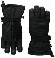 Seirus 168176 Womens Cold Weather Winter Gloves Touch Screen Black Size Large