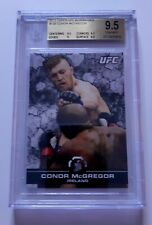 2013 Topps UFC Bloodlines Conor McGregor RC Rookie BGS 9.5 GEM MINT