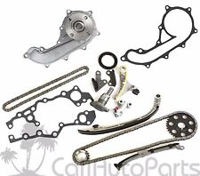 95-04 TOYOTA TACOMA 2.7L 3RZFE DOHC ENGINE WATER PUMP + TIMING CHAIN SET COMBO