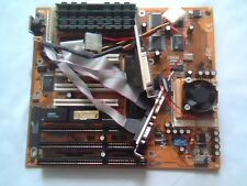 GA-586ATV Motherboard Rev 4B 3 ISA BabyAT Socket7 430VX 233MHz MMX CPU + RAM