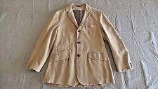 VERY NICE! $995 Polo Ralph Lauren Suede Leather Hacking Jacket Sport Coat Blazer