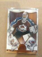 2002-03 Crown Royale Hockey Coats of Armor Set (1-10) Roy Brodeur