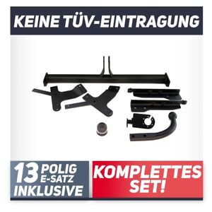 AHK Abnehmbare Anhängerkupplung 7p C2 E-Satz Toyota Corolla Verso 07-09 39024/_B2