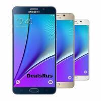 Samsung Galaxy Note 5 64GB SM-N920 GSM Factory Unlocked 4G LTE SMARTPHONE SRB
