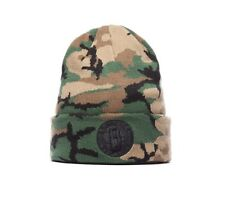 Mens New Era NBA Brook Nets Camo Beanie