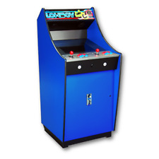 BRAND NEW LOWBOY ARCADE MACHINE 2 PLAYER 6500 GAMES 12 MTHS WARRANTY