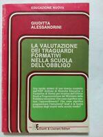BOOK LA VALUTAZIONE DEI TRAGUARDI FORMATIVI NELLA SCUOLA DELL'OBBLIGO GIUNTI