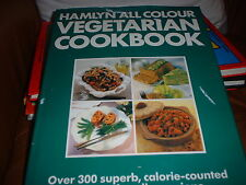 VEGETARIAN COOKBOOK  WITH OVER 300 CALORIE COUNTED DELICIOUS RECIPES
