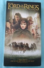 The Lord of the Rings (VHS, 2002)