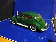 BBURAGO Automodello Modellino Beetle 1955 1:18 Bburago